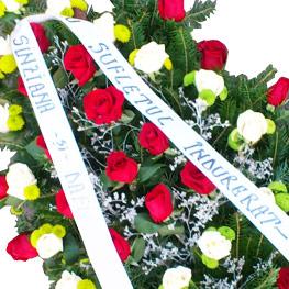 mesaje coroane funerare, texte coroane
